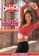 Crunch: Latin Rhythms DVD