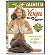 Denise Austin: Yoga Body Burn DVD