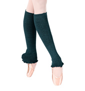 Adult Acrylic Stretch 16 Rib Legwarmers