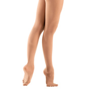 Adult Seamless Footed Tights