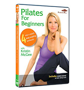 Kristin McGee: Pilates for Beginners DVD