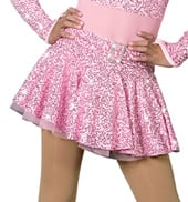 Cotton Candy Costume Skirt
