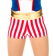 Parade Costume Girls Shorts
