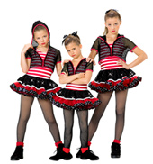 Slow Down Girls Costume Set