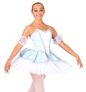 Winter Adult Ballet Bustier