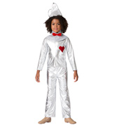 Tin Man Girls Costume Set