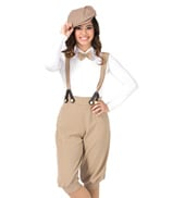 Newsies Girls Costume Set
