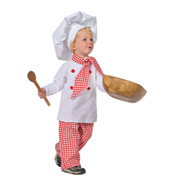 Top Chef Adult Costume Set