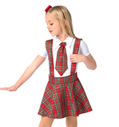 School Girls Girls Costume Set