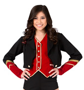 Service with a Smile Costume Girls Jacket