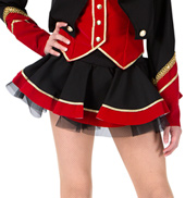 Service with a Smile Costume Girls Skirt
