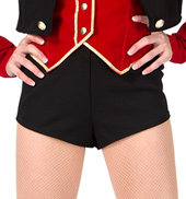 Service with a Smile Costume Girls Shorts