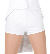 Top Hat and Tails Costume Girls Shorts