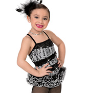 Girls Proud as Proud Can Be Costume Dress