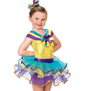 Girls Lets Have a Party Costume Dress