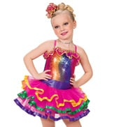 Girls Showstoppers Costume Dress