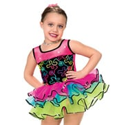 Girls Doin My Thing Costume Dress