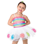 Girls La Di Da Costume Dress