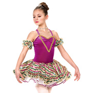Girls I Believe in Dance Costume Dress