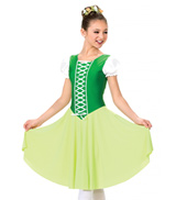 Girls A Dancers Dream Costume Dress