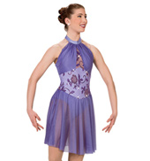 Girls Center Stage Costume Dress
