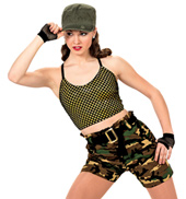 Adult G.I. Jane Costume Set