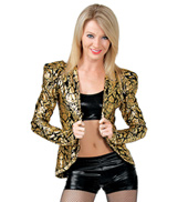 Adult It Feels Good to be Rich Costume Set