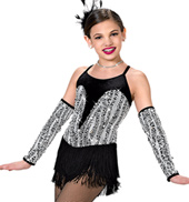 Girls The Good Life Costume Dress