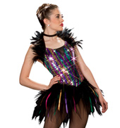 Girls Heat Wave Costume Dress