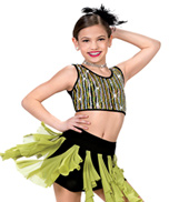 Girls Applause Two-Piece Costume