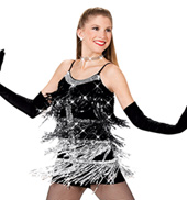 Adult I Like to Move Costume Dress