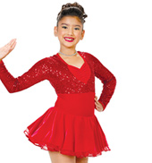 Girls Celebration Costume Dress