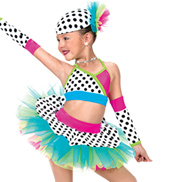 Girls Snap! Two-Piece Costume