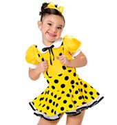 Girls Little Miss Sunshine Costume Dress