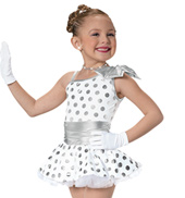 Girls Little Bitty Pretty One Costume Dress