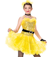Adult Girls Just Want to Have Fun Costume Dress