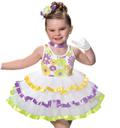 Girls Happiness Costume Dress