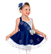 Girls In Summer Costume Dress