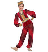 Girls The Cossacks Song Jumpsuit Costume