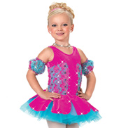 Girls Blossom 2-in-1 Costume Set