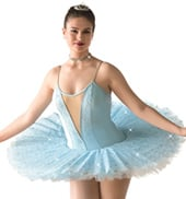 Girls Ballet Imperiale Costume Dress