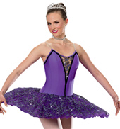 Girls Ballet Performance Costume Dress