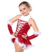 Girls Its Beginning to Look A Lot Like Christmas Costume Dress