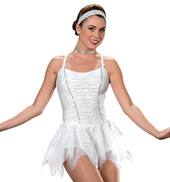 Adult Winter Wonderland Costume Dress