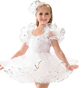 Girls Northern Lights Costume Dress
