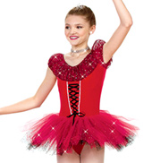 Girls Twilight Costume Leotard