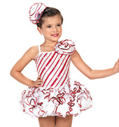 Girls Peppermint Costume Dress