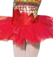 Girls Jungle Fever Costume Tutu