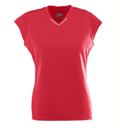 Ladies Plus Size Rally Short Sleeve Jersey