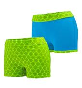 Ladies Reversible Inseam Shorts